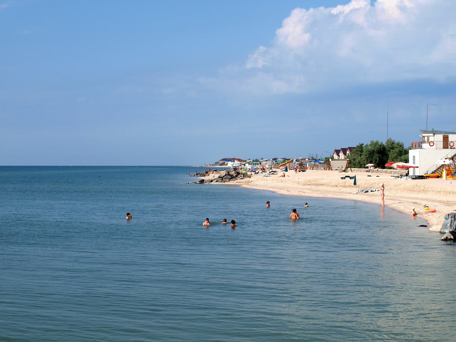 Секс на берегу азовского моря 1 фотография