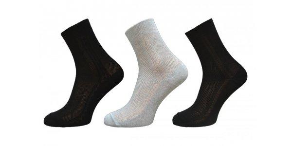 летние носки мужские