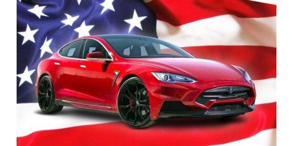 Автомобиль из Америки