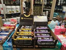 Батончик GoOn! Nutrition Protein Bar 33%
