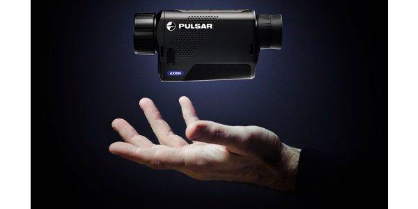 Тепловизоры Pulsar для охоты