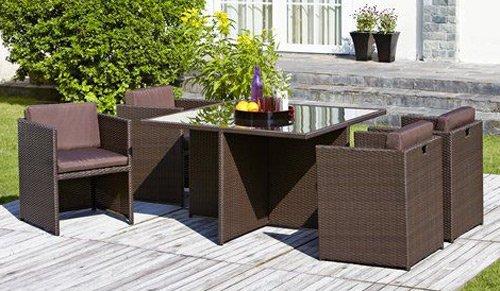 Меблі для літнього кафе