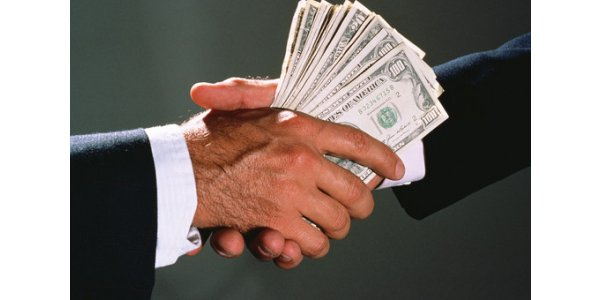 корупція