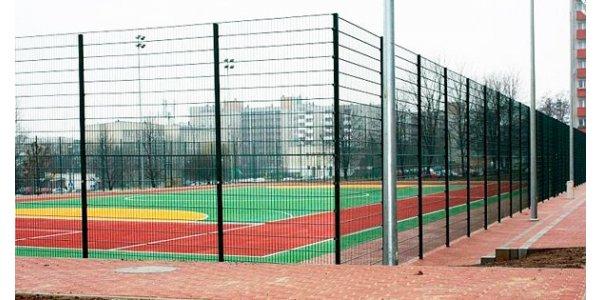 Ограждения дле для спортивной площадки