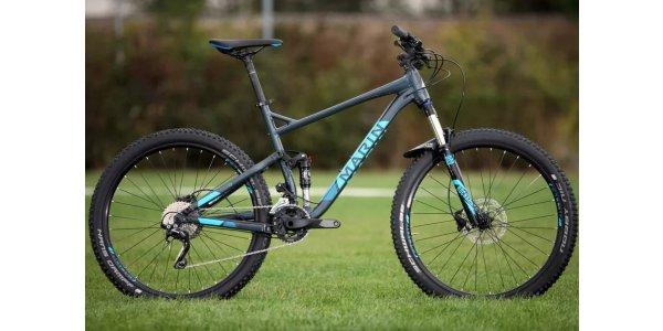 Основные части велосипеда