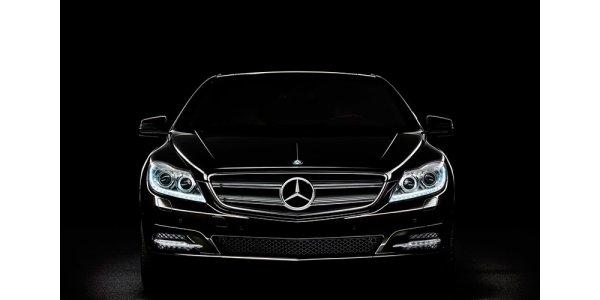 роскошный автомобиль