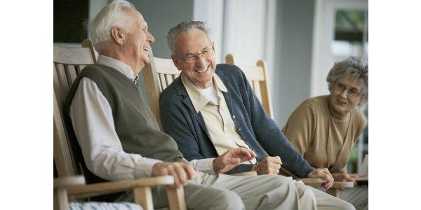 пансіонат для літніх людей