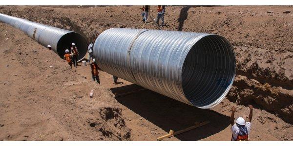 стальные трубы большого диаметра