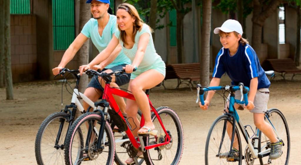 велосипед и здоровье