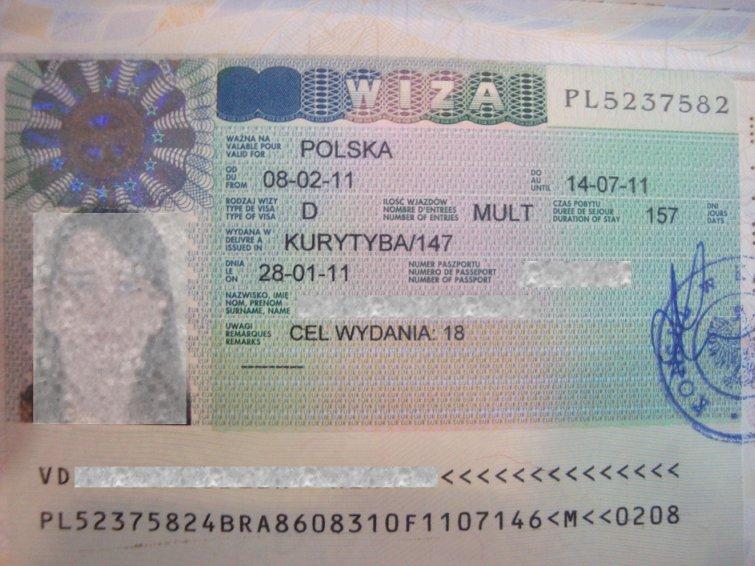 Как сделать визу в польшу форум