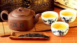 чай пуер