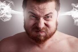 Выражение гнева